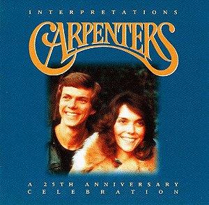 CD - Carpenters – Interpretations: A 25th Anniversary Collection - IMP