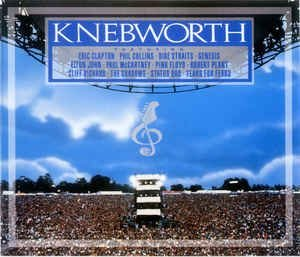 CD - Knebworth: The Album (Vários Artistas) - IMP Duplo