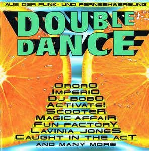 Various ‎– Double Dance - Cd Duplo.