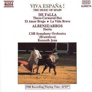 De Falla, Albeniz / Arbos – The Music Of Spain: Viva España!