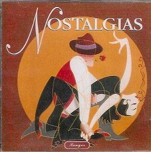 CD - Nostalgias - Tango (Vários Artistas)