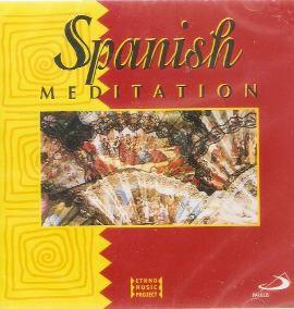 CD - Various - Spanish Meditation