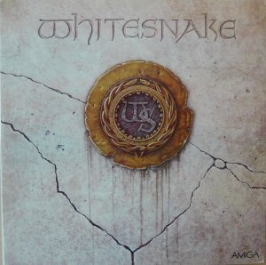 CD - Whitesnake ‎– Whitesnake .IMP - USA