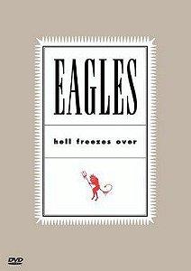 DVD - EAGLES: HELL FREEZES OVER USA (Promoção Colecionadores Discos)