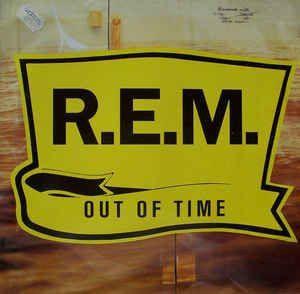 R.E.M. – Out Of Time (Promoção Colecionadores Discos)