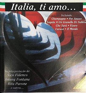 Various – Ti Amo Italia