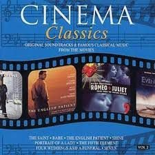 Various ‎– Cinema Classics (Cd Duplo)