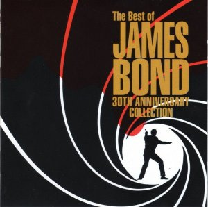 CD - Various ‎– The Best Of James Bond (30th Anniversary Collection)