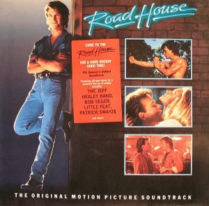 CD - Various ‎– Road House - The Original Motion Picture Soundtrack