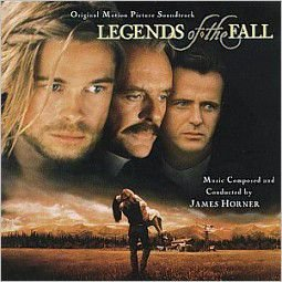 CD - James Horner ‎– Legends Of The Fall (Original Motion Picture Soundtrack)