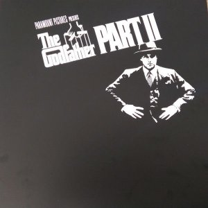 Various ‎– The Godfather · Part II (Original Motion Picture Soundtrack)
