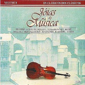 Various –  Jóias da Música - Volume 8