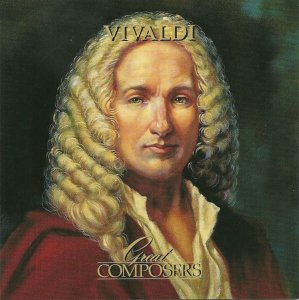Vivaldi, Various ‎– Great Composers ( Cd Duplo.)