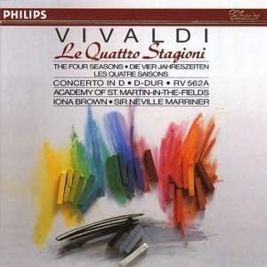 CD - Vivaldi – Le Quattro Stagioni