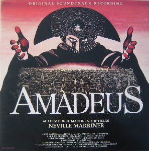 CD - Wolfgang Amadeus Mozart - Neville Marriner*, Academy Of St. Martin-In-the-Fields* ‎– Amadeus (Original Soundtrack Recording)