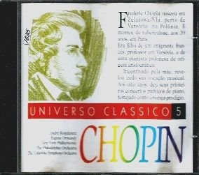 Chopin - Universo Clássico 5 - Série Cantores