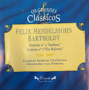 Felix Mendelssohn Bartholdy - Sinfonía 4 Y 5 - Os Grandes Clássicos