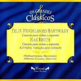 CD - F. Bartholdy - Max Bruch - Os Grandes Clássicos