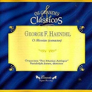 George F. Haendel - O Messias (extractos) - Os Grandes Clássicos