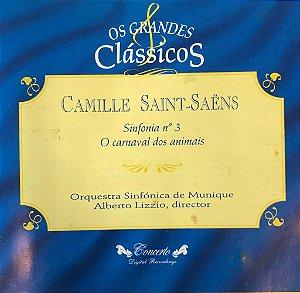 Camille Saint - Saëns - Sinfonia N.3 - O Carnaval dos Animais - Os Grandes Clássicos.