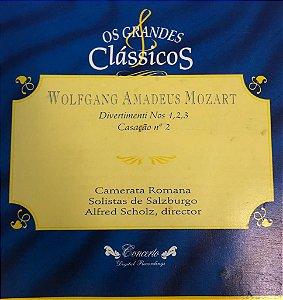 Wolfgang Amadeus Mozart - Divertimenti Nos 1,2,3 - Cansação N.2