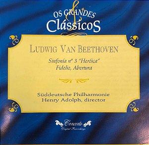 "Ludwig Van Beethoven - Sinfonía N.3 ""Heroica"" Fidelio, Obertura -- Os Grandes Clássicos"