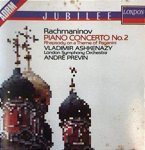Rachmaninov   - Piano N.2 -- Minha História Clássicos