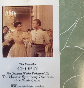 Chopin - The Essential Chopin (Music Maestro Series)