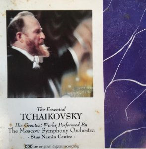 CD - Tchaikovsky - The Essential Tchaikovsky