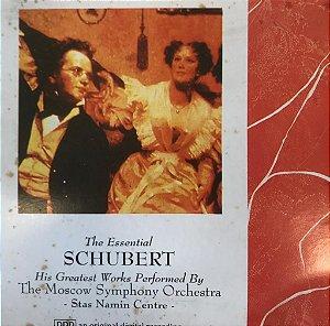 CD - Schubert - The Spirit Of Vienna - Music Maesto -- (Istoé)