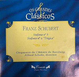 """Franz Schubert - Sinfonia N.3 - Sinfonia N.4 """"Trágica"""""""