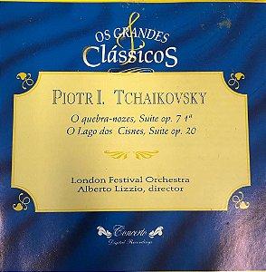 Piotr I. Tchaikovsky - O Quebra Nozes, Suite Op.71 , O Lago dos Cisnes , suite Op. 20 / Os Grandes Clássicos.
