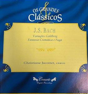 J.S. Bacj - Variações Goldberg  - Fantasia Cromática e Fuga / Os Grandes Clássicos