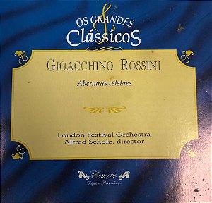 Gioacchino Rossini - Aberturas Célebres / Os Grandes Clássicos
