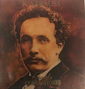 CD - R. Strauss (Coleção Grandes Compositores) (CD Duplo)