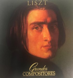 Liszt - Grandes Compositores (cd duplo)