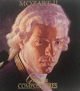 Wolfang Amadeus Mozart II - Grandes Compositores (cd duplo)