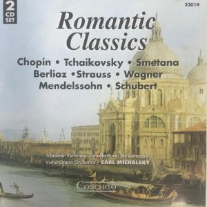 Various - Romantic Classics (Cd Duplo)