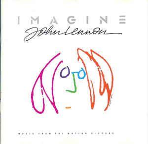 CD -  John Lennon - Imagine John Lennon Music From the Motion Picture