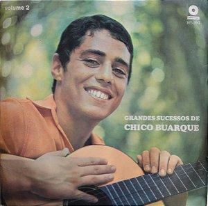 LP - Chico Buarque – Grandes Sucessos de Chico Buarque - Volume 2