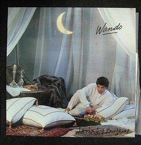 LP - Wando – Tenda Dos Prazeres