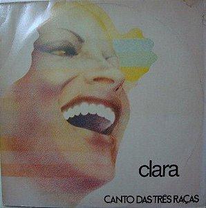 LP - Clara Nunes – Canto Das Três Raças