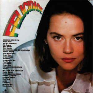 LP - Various – Felicidade (Trilha Nacional Da Novela)