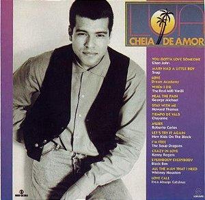 Various – Lua Cheia De Amor (Trilha Internacional Da Novela)