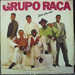 LP - Grupo Raça – Feito Pra Você