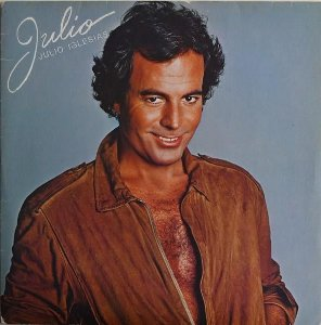 LP - Julio Iglesias ‎– Julio