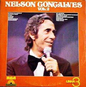 LP - Nelson Gonçalves – Linha 3 - Disco de Ouro - Vol.2