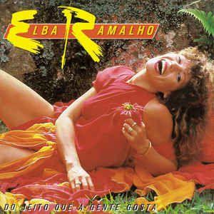 LP - Elba Ramalho – Do Jeito Que A Gente Gosta