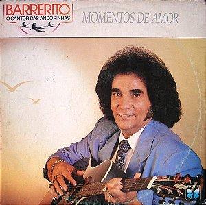 LP - Barrerito – Momentos De Amor
