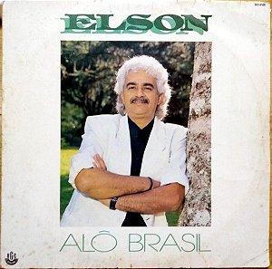 LP - Elson Do Forrogode – Alô Brasil